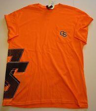 "Oklahoma State T-Shirt OS Cowboys 38"" chest USA Screen Print Unisex New"