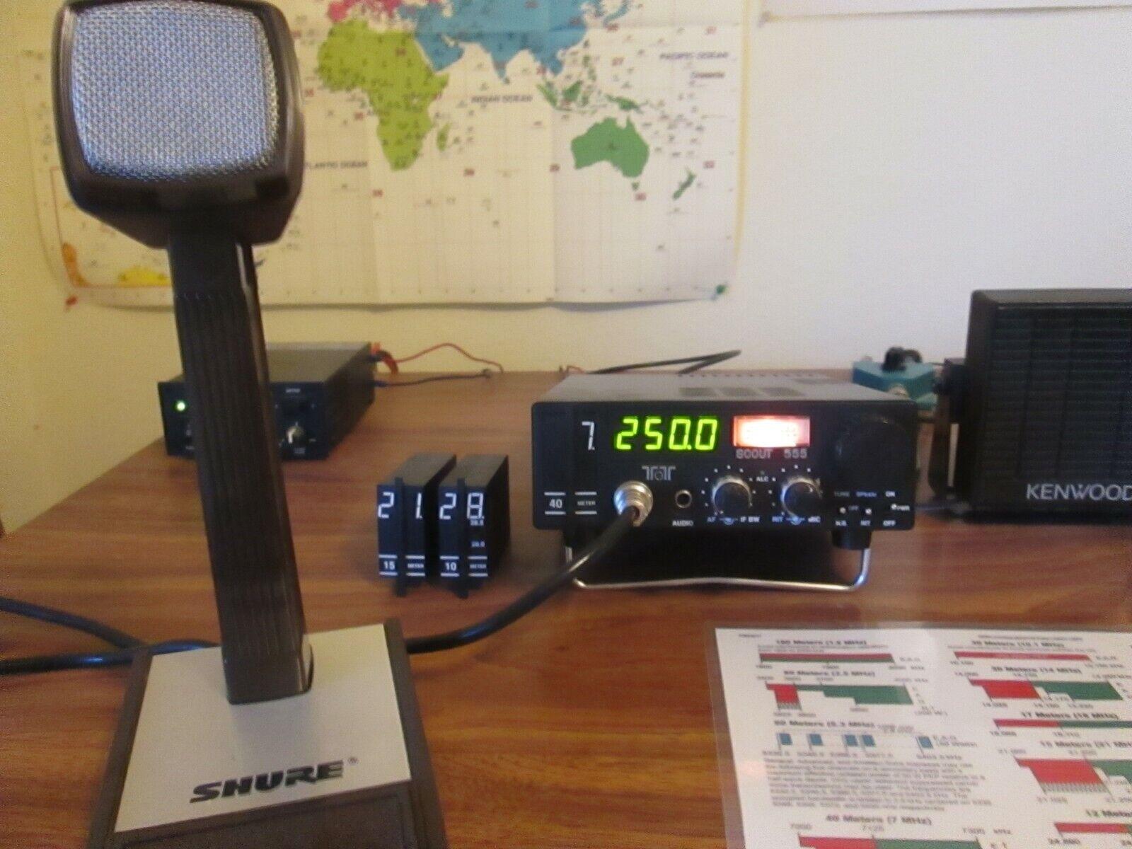 Ten Tec 586 Paragon Ii Ham Radio Transceiver For Sale Online Ebay