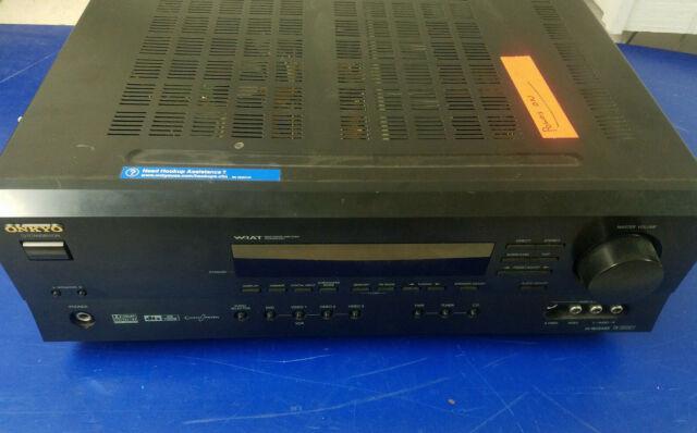 Onkyo TX Sr501 AV Receiver