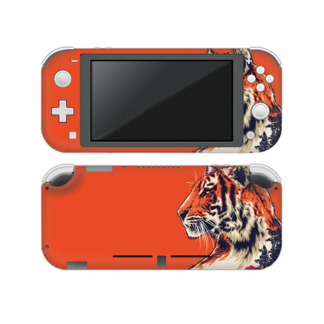 Orange Bengal Tiger Cool Nintendo Switch Lite Vinyl Decal Sticker Skin Ebay