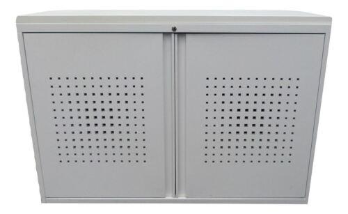 CAF-A9B-4A7 White Metal Storage Unit