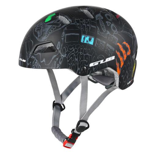 GUB Adults Cycling Helmet Ourdoor Multi-Sport Skating Rock Climbing Scooter H4N5