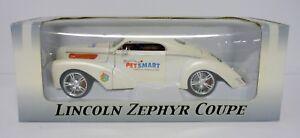 Couronne Premiums Lincoln Zephyr Coupe Équipe Animal Intelligent 1:24 Moulé