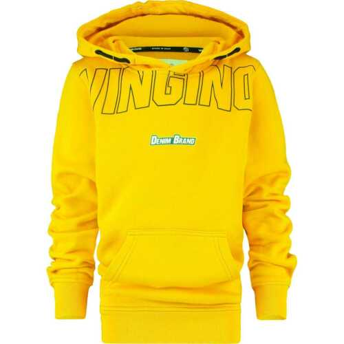 128-176 VINGINO Boys Hoodie NASTANO gold yellow Gr.8-16 H//WINTER 20//21 NEU