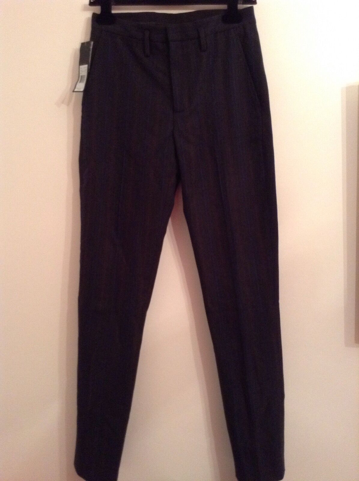 BNWT 100% Auth Marc Jacobs Office Style,Mix Wool Ladies Trousers. 28 34 RRP  328