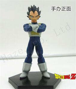 Dragon-Ball-Vegeta-5-039-039-figura-PVC-sin-caja-completa-Juguetes