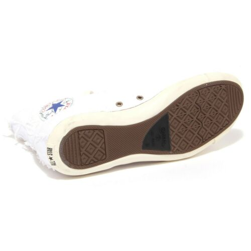 0745p Star Shoe Donna Converse Woman Bianco All Scarpa IwgrYHaqI