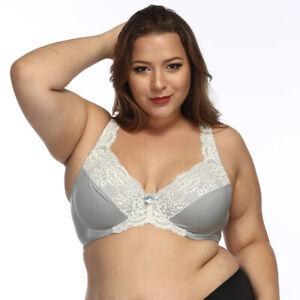 Women-Plus-Size-DDD-FG-H-Minimizer-Bra-Full-Coverage-Underwire-Bralette-Lingerie
