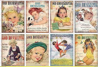 Spielzeug 1697 Basteln & Kreativität Bügelbild Shabby Kind Kinder Mädchen Chic Antik French Vintage A4 No