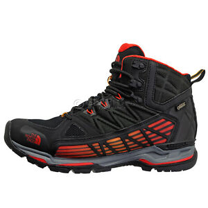 4f93b8fcd Details about New The North Face Ultra Gore-Tex GTX Surround Mid Mens  Hiking Boots - Size 8