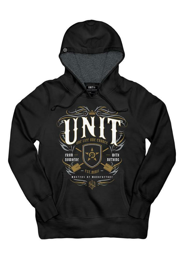 Unit Contribute Hoody Casual XL