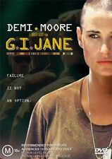 G.I. Jane (Demi Moore) GI Jane DVD R4 New!