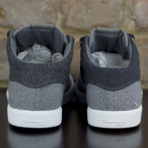Diamond Supply Miner Mid Trainers Brand new in box Size UK Size 6