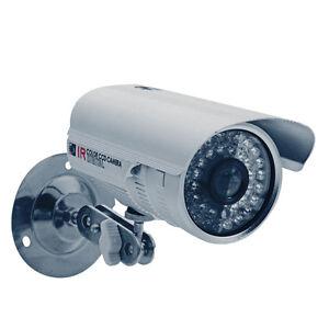 1200TVL HD CCTV Surveillance Security Cam Waterproof Outdoor IR Night Vision OU