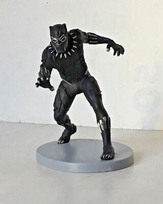 PANTERA NERA  figure statuina basetta PVC MARVEL DISNEY BLACK PANTHER