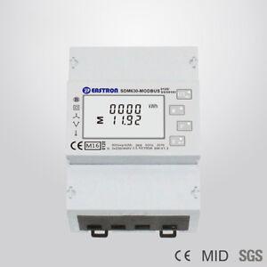 3-Phase-4-wire-Energy-Meter-Solar-PV-Energy-Meter-RTU-Digital-Meter-SDM630Modbus