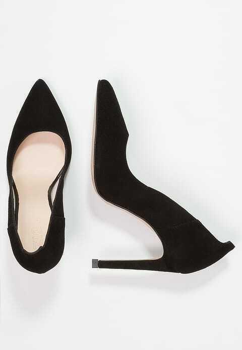 Soirée chaussures Taille 40 talons hauts ZIGN Classique Élégant Escarpins veluorsleder 48 S