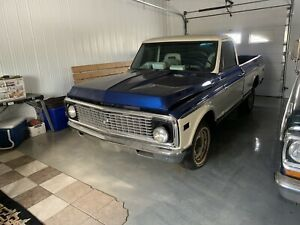 1969 Chevrolet short box