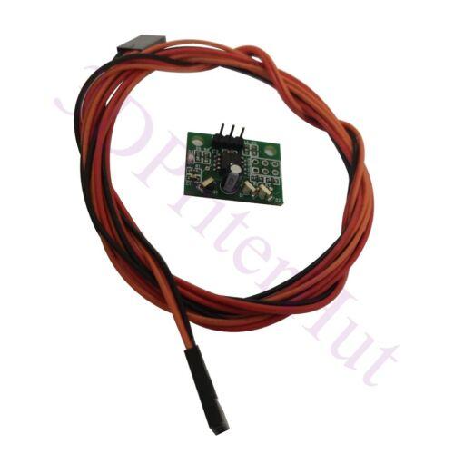 Mini differential IR height Auto Leveling sensor Auto F// 3D printer V6 hotend