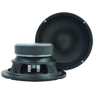 Seismic-Audio-2-6-034-Raw-Speakers-Woofers-Replacement-PRO-AUDIO-PA-DJ