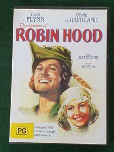 ROBIN-HOOD-Errol-Flynn-Olivia-de-Havilland-DVD