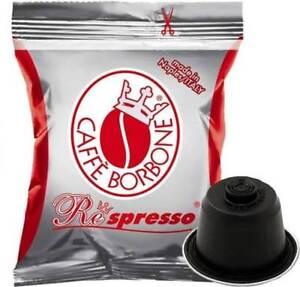 600-CAPSULE-BORBONE-ROSSA-COMPATIBILI-NESPRESSO-CAFFE-039-CIALDE-ROSSO-REspresso