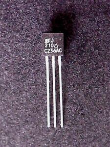 J210-Siliconix-JFET-Transistor-Genuine-J210-TO-92
