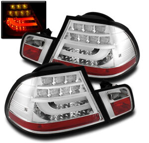 BMW 2004-06 E46 3 SERIES M3 2D COUPE LED STRIP TAIL BRAKE ...