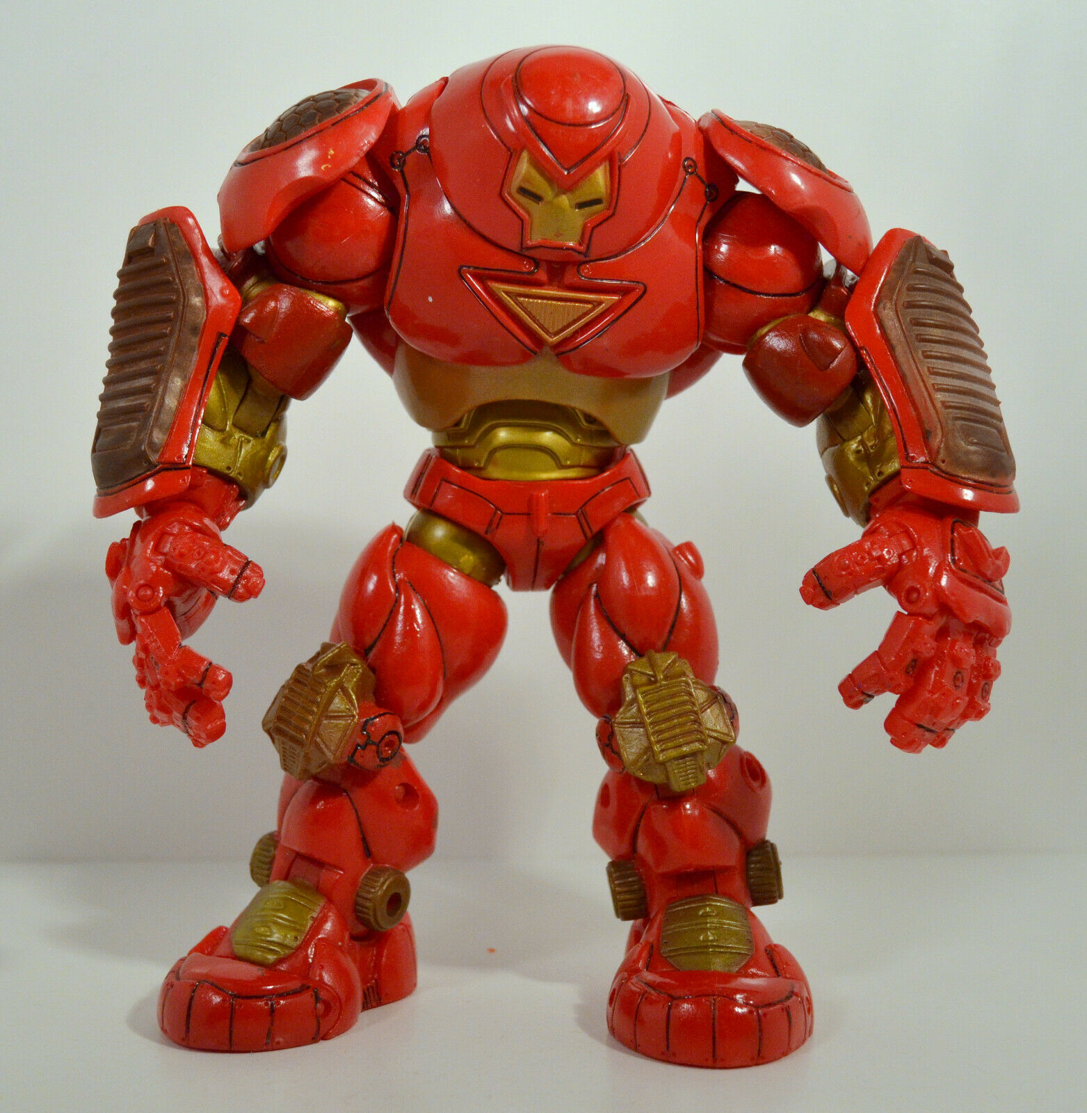 2006 Hulkbuster 8  Toy Biz Action Figure Marvel Legends Iron Man
