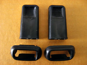 1 Set  Grey Door Lock Knob Surround for 84-88 TOYOTA Hilux Pickup LN50 LN56 LN60