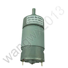 Jgb37 555 Dc12v 24v High Torque Speed Reduction Gear Motor With Metal Gearbox