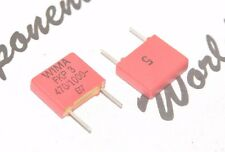5/%,Price For:  5 WIMA FKP2O104701G00JSSD CAPACITOR 470PF 1000V