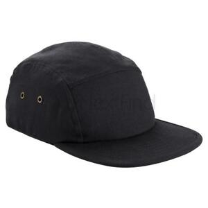Beechfield Canvas 5-Panel Cap