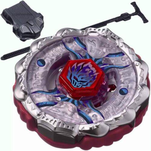 Firefuse Darkhelm Beyblade STARTER SET w// Launcher /& Ripcord! Fusion Hades
