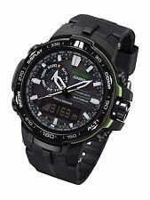 NEW! Casio Pro Trek Solar Power Atomic Anolog Digital Watch PRW6000Y-1A