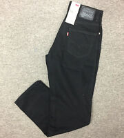 Levi's Men's 550 Big And Tall Relaxed Black 42x38