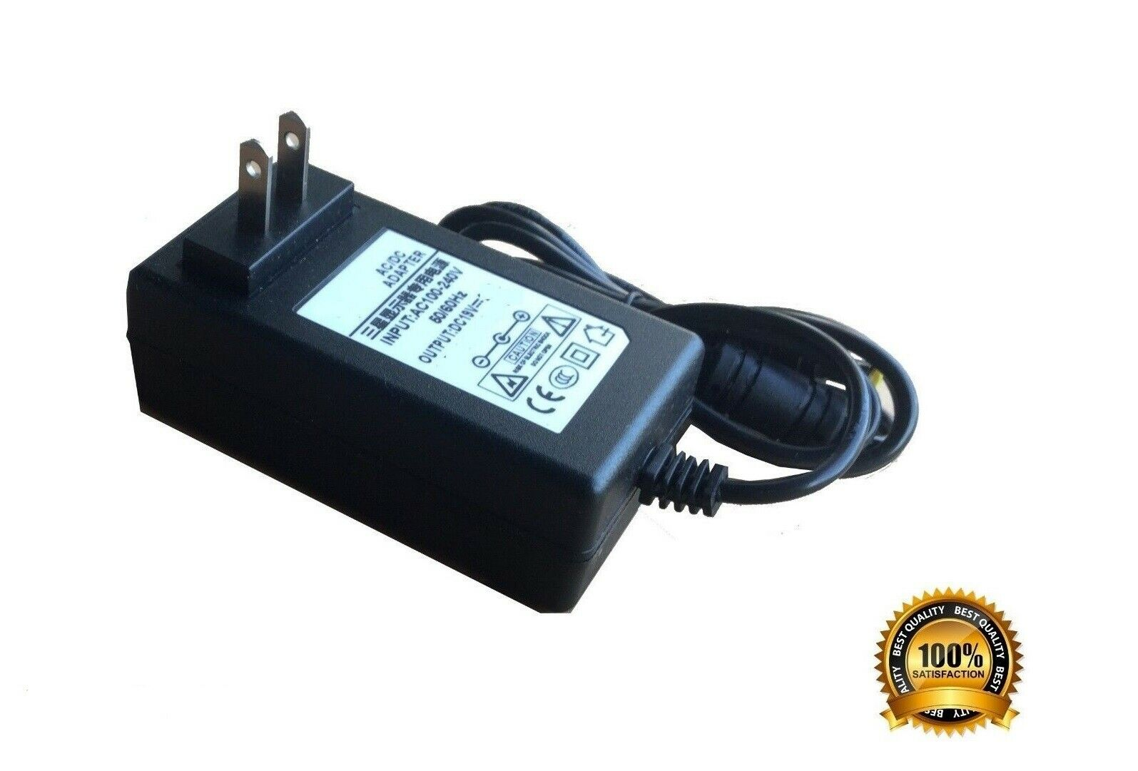 AC Power Supply power Adapter for LG 24MP59G-P 24