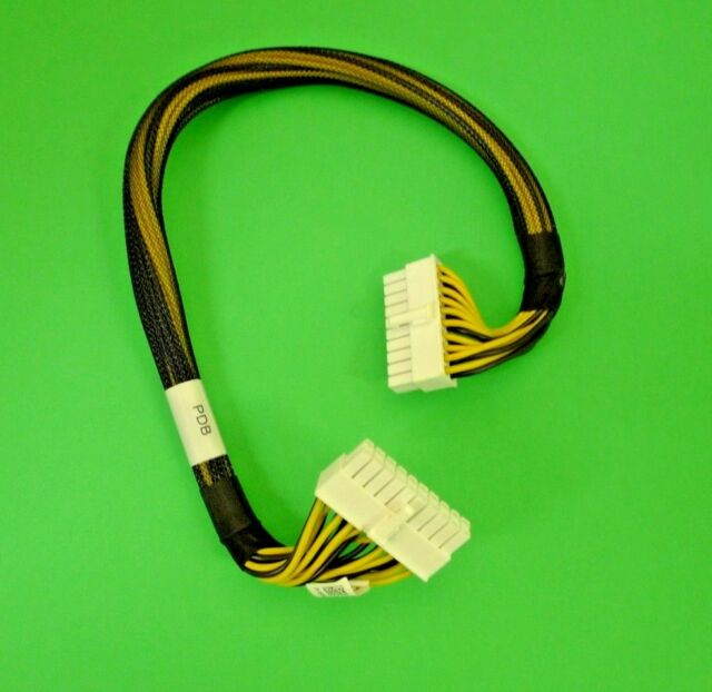 NEW Genuine Dell Precision T7600 24-Pin 5 IN 1 Power Supply Cable DY712