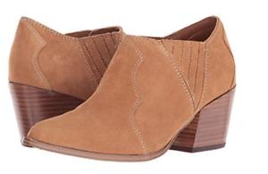 Nuevo Color Camel Aldo ibilalla shooties Botines Zapatos De Salón Para Mujer 9 (40)