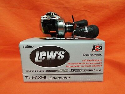Lew/'s TLH1XH Team Lew/'s Hyper Mag Speed Spool SLP Baitcasting Reel 8.3:1
