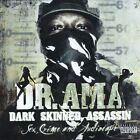 Sex, Crime, and Audiotape by Darkskinned Assassin (CD, Jan-2008, Chambermusik Records)