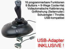 Microsoft SideWinder Precision pro Flight joystick USB