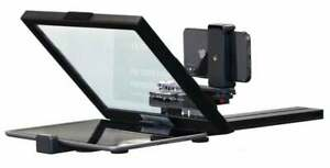 ForestAV-iPad-Teleprompter-Kit-with-Quick-Release-Slide-Plate-Custom-Carry-Case