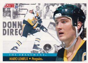 MARIO LEMIEUX PITTSBURGH PENGUINS RARE NHL CARD 6 - Tadley, Hampshire, United Kingdom - MARIO LEMIEUX PITTSBURGH PENGUINS RARE NHL CARD 6 - Tadley, Hampshire, United Kingdom