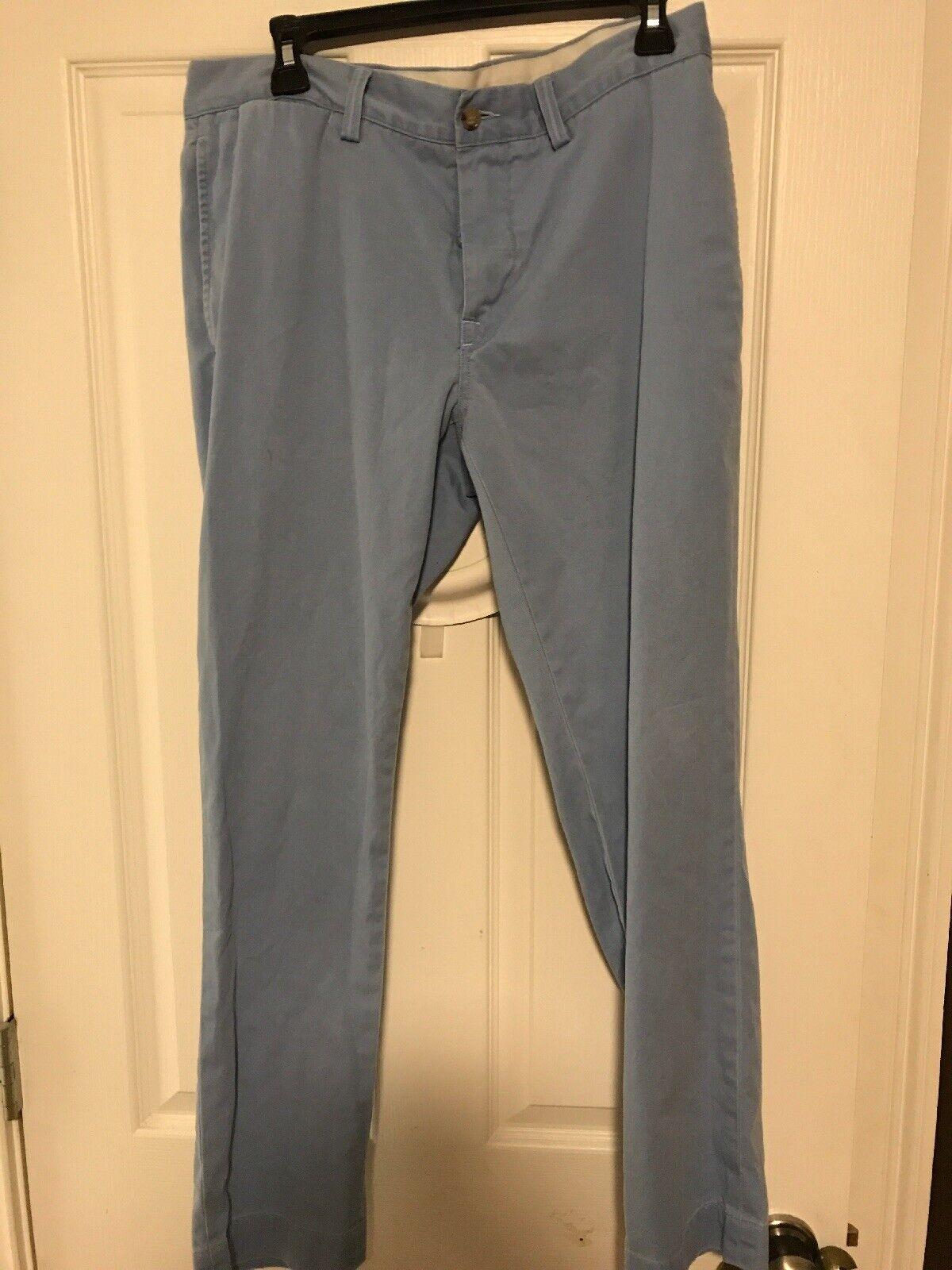 Ralph Lauren Light bluee Dress Paints. Men's 32 30