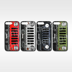 Jeep Wrangler Case Collection #9 for Apple iPhone 7 7 Plus