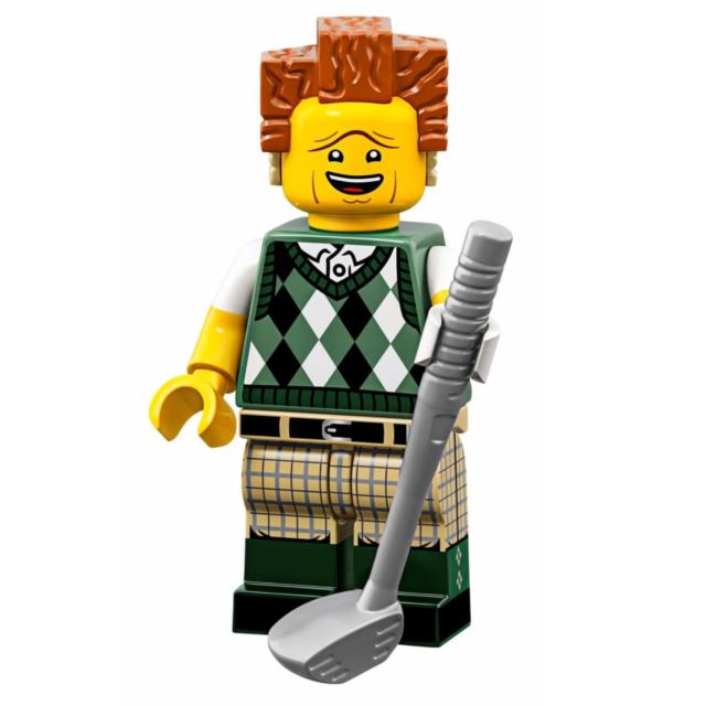 LEGO Minifigure Hula Lula Kate Lego Movie 2 Series 71023 REAL LEGO®!