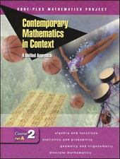 Contemporary Mathematics in Context: A Unified Approach, Course 2, Part A, Stude