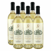 Grand Napa Wine 2013 Rutherford Sauvignon Blanc (6 Bottles) on sale