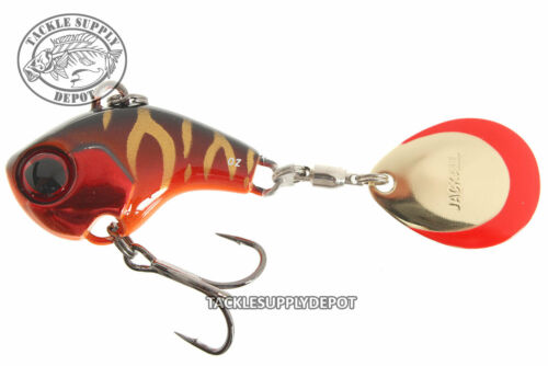 Jackall Deracoup Spintail Tailspinner 1oz Pick